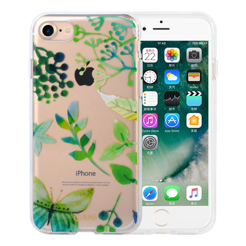 IMD TPU Durable iPhone8 PLus Shell