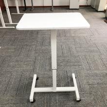 Легко собираемый газовый пневматический стол на одной ноге