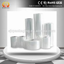 PVC heat shrink film 50 micron for shrink sleeves