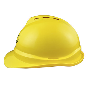 Engineer safety helmet with air vents