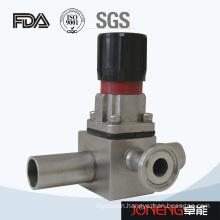 Stainless Steel Three Way Hygienic Diaphragm Valve (JN-DV1011)