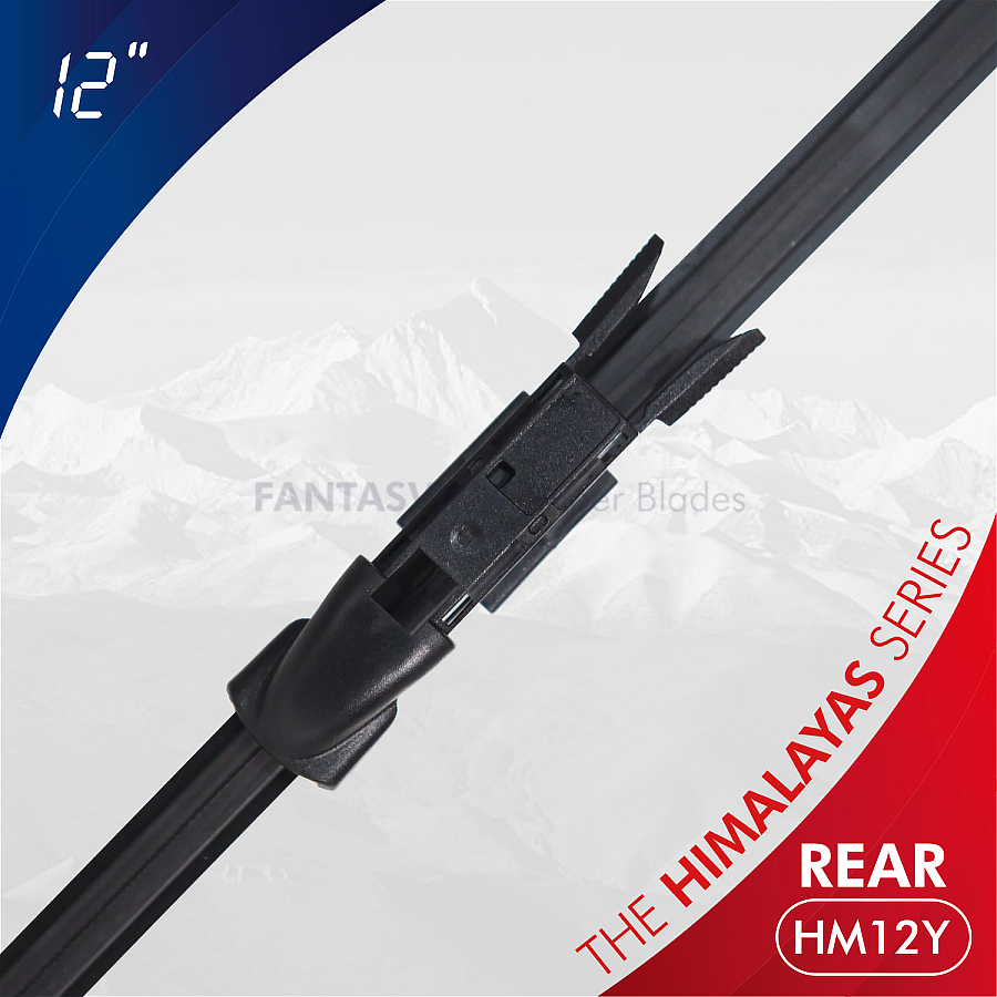 Himalayas Series BMW 1 Series Rear Wiper Blades
