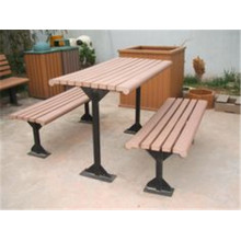 Outdoor WPC Garden furniture set