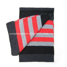 Écharpe tricotée personnalisée de haute qualité