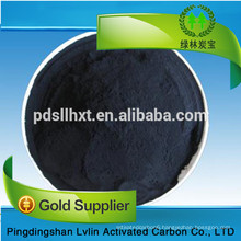 Powder Activated Carbon for Food Additives Plant Decoloring Purification Filter