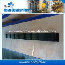 Elevador Black Titanium Handrail
