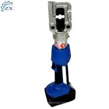 Funcionamiento que funciona con pilas hidráulico que prensa las herramientas para pex
