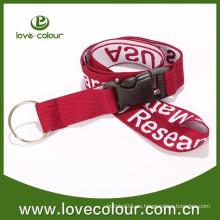 Acolchado personalizado del cordón de la llave de la muestra libre para el negocio