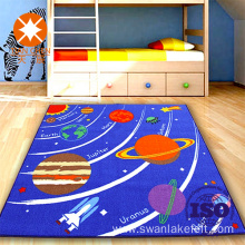 Custom Digital Printing Kids Bedroom Mat