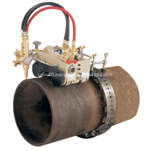 Magnetic Gas Cutting Pipe Machine