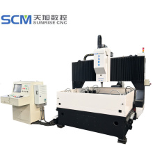 CNC Machine Drilling Plate
