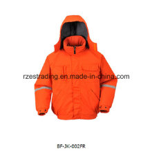Waterproof and Breathable High Visibility Safety Wear