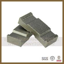 Segmento de broca de diamante de concreto