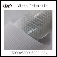 Bandera reflexiva de la impresión solvente de 500 G / M