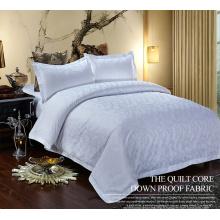 100% coton / T / C 50/50 Jacquard Hôtel / Home Bedding Linen (WS-2016321)