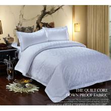 100% Cotton/ T/C 50/50 Jacquard Hotel/Home Bedding Linen (WS-2016321)