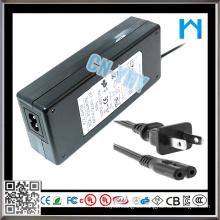 Ul fuente de alimentación de la fuente ac / dc de la fuente de alimentación suministrada 90w cable de extensión de la fuente de alimentación
