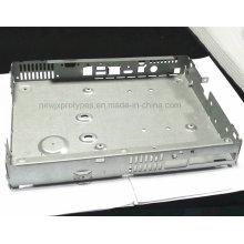 China Hersteller von kundenspezifischen CNC-Metall-Formblech-Formungs-Service