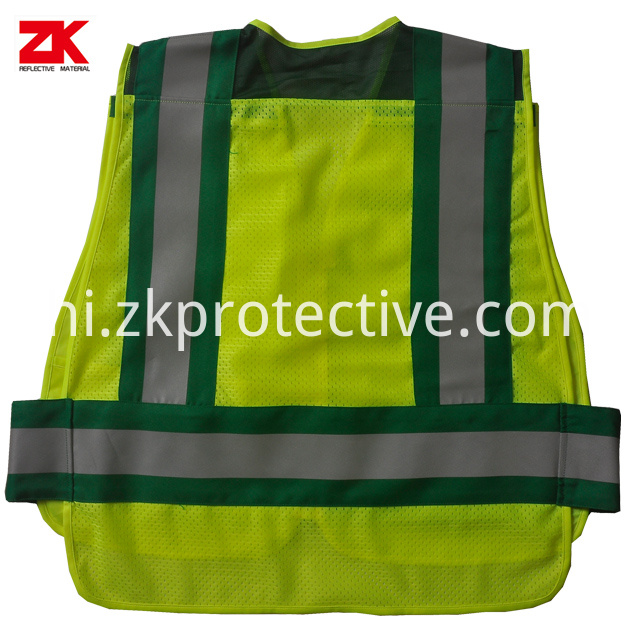Desigend Reflective Waiscoat