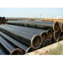 JIS G3454 tamanhos de tubo de aço retangular padrão