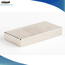 High Quality Strong Permanent Sintered NdFeB Block Shape Magnets for Motor