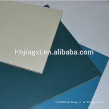 PVC-Hartplatten