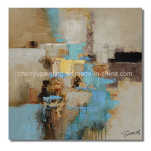 Abstract Stretched Canvas Oil Painting for Home Decoration