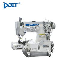 DT600-35AC Late-model máquina de coser industrial de enclavamiento de alta velocidad (recortadora de tela de mano izquierda)