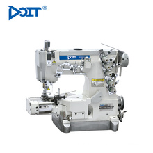 DT600-33AC DOIT Right-side Cutter Cylinder Bed Industrial Interlock Coverstitch Sewing Machine Price
