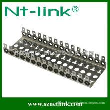 10 y 15 vías de montaje en rack de metal Marco de montaje