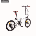 2017 Morden Design 36V350W günstige elektrische Fahrrad, faltbare E-Bike in China hergestellt
