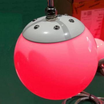 Colorful Disco Pendant Light RGB LED 3D Ball