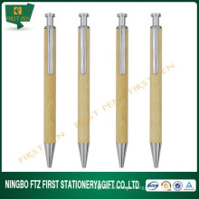 Click Promotional Cheap Wood Pen