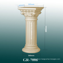 2015 New Design Roman Round Pillars for Interior Decor