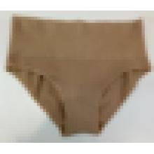 Высокое качество высокого разреза женщин нижнее белье бесшовные трусики