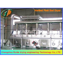 Wheat Grain Vibrating Fluid Bed Dryer