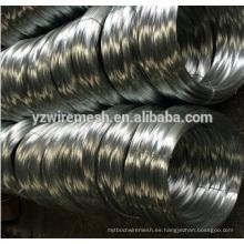 Alambre de acero inoxidable de alta calidad