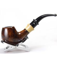 Black & Brown Hot Selling hochwertige Zigarettenpfeifen / Pfeife