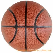 Orange Color Environmental PVC Official Size Basketball