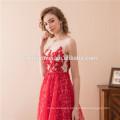 2018 High Quality Custom Ladies Mermaid Fancy Patterns Of Lace Evening Dress