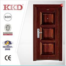 2015 Stahl neu Eingangstür Design KKD-355 für Wohnung Außentür