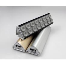 Dreieck-Energien-Bank, LED-Licht-Saug-Handy-Aufladeeinheit