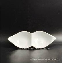 2 grades mercado mexicano prato de jantar de porcelana