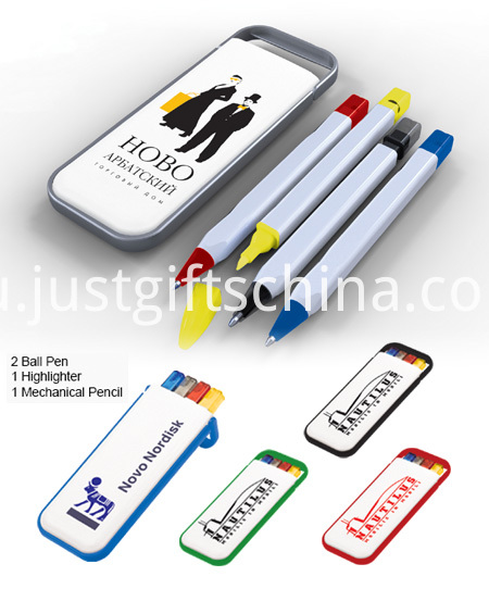 Custom Highlighter Pen Set