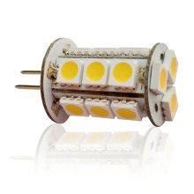 Iluminação ao ar livre Bi-Pin LED G4 Light