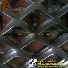 Acero inoxidable de aluminio expandido de metal