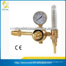 Régulateur d'oxygène avec humidificateur