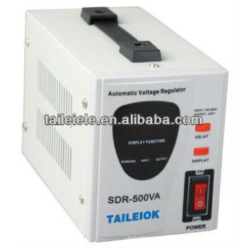 SDR500VA 220V SDR Série regulador de tensão totalmente automático