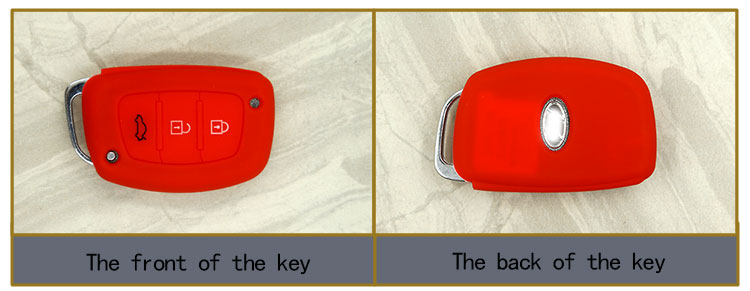 Hyundai car key covers