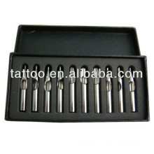 Hot Sale Stainless Steel Set Style Tattoo Needle Tip Hb514